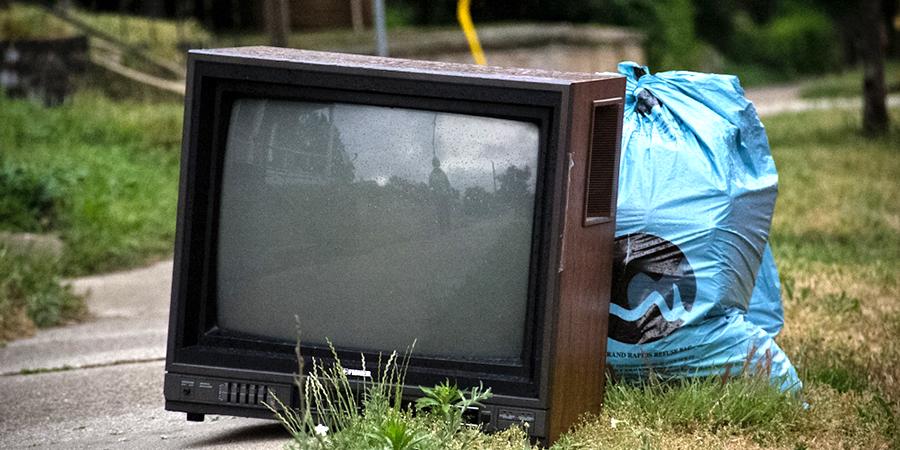 Votre télé finira probablement à la poubelle l'année prochaine…