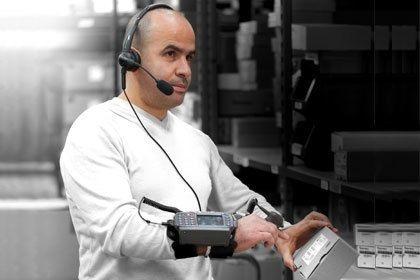 Préparation de commande, reconnaissance vocale : Android efficient