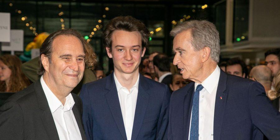 LVMH: Frédéric Arnault nommé PDG de Tag Heuer