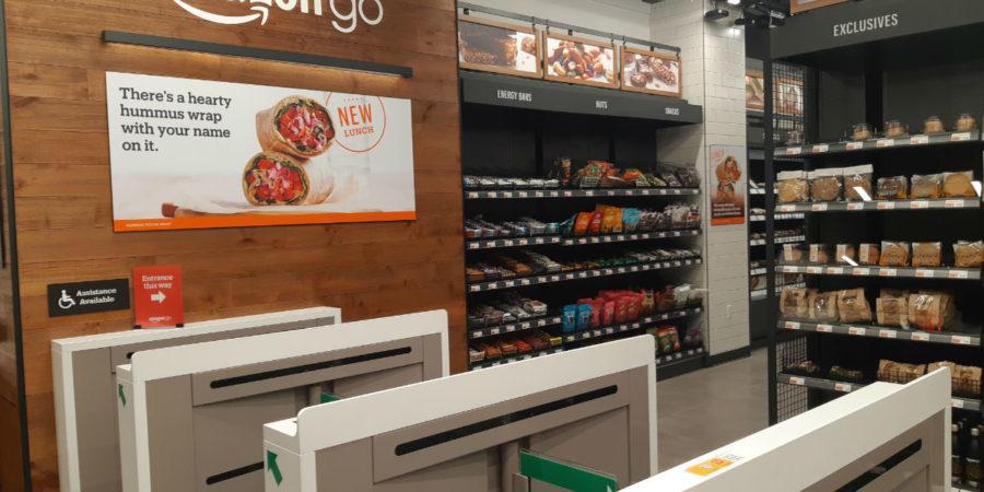 Amazon exporte son modèle de magasins automatisés