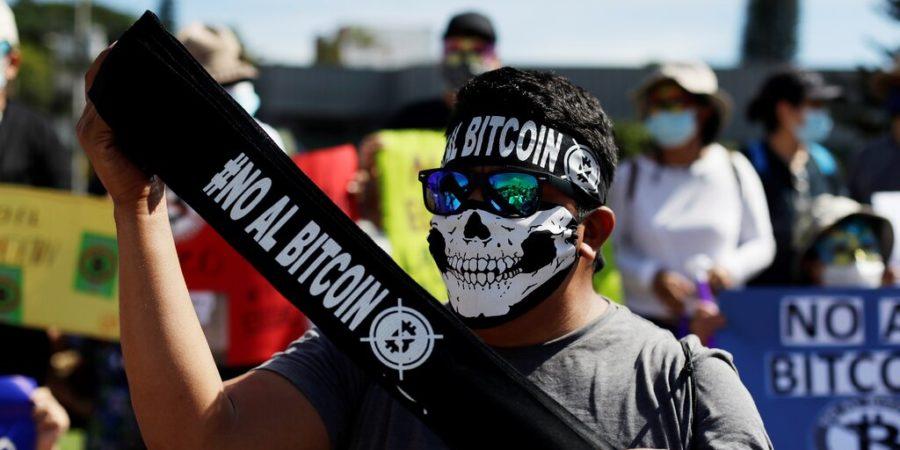 Les débuts difficiles du bitcoin au Salvador