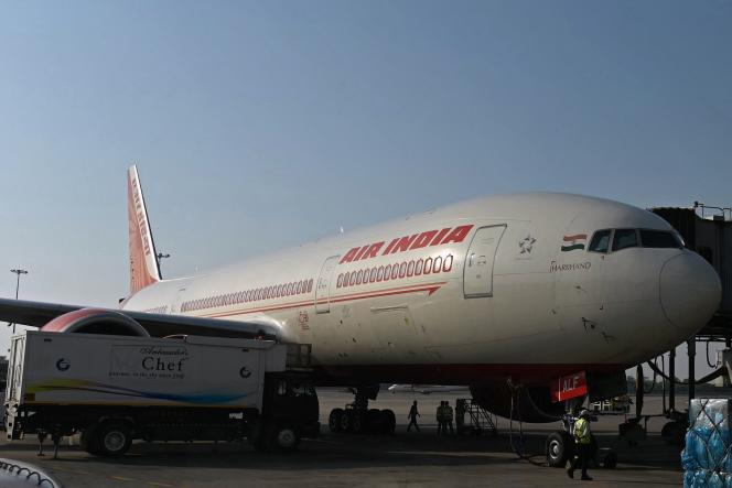Air India retourne à la maison